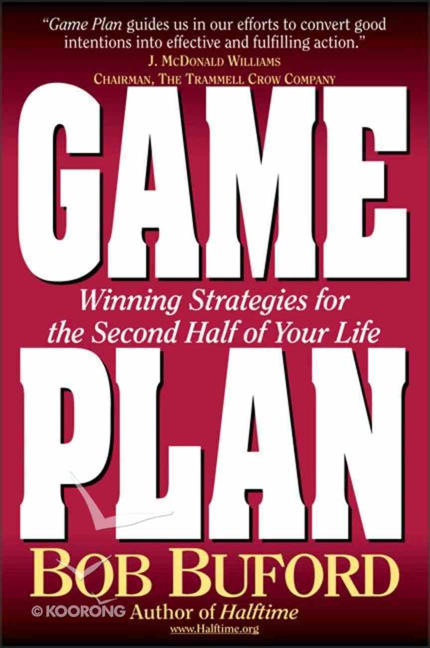 Game Plan Paperback
