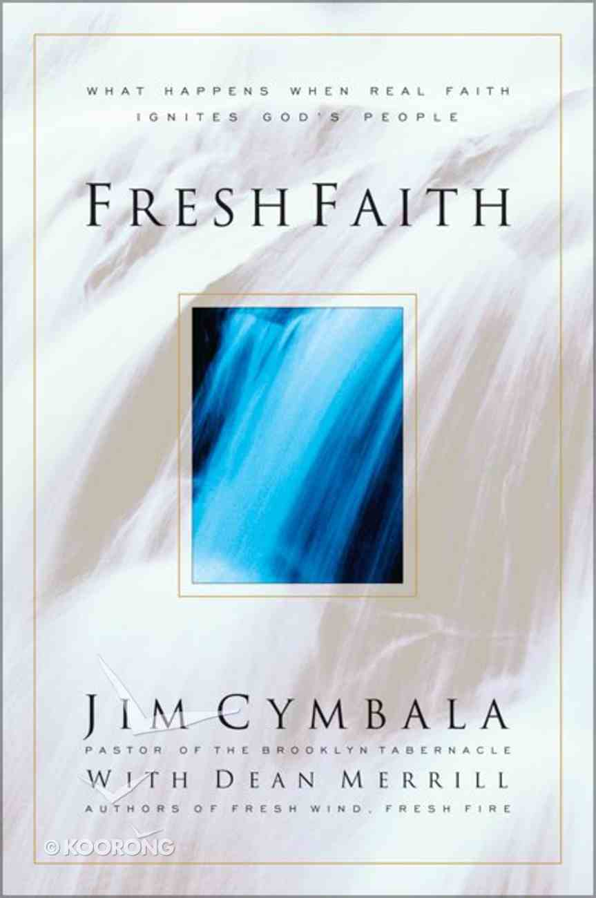 Fresh Faith Hardback