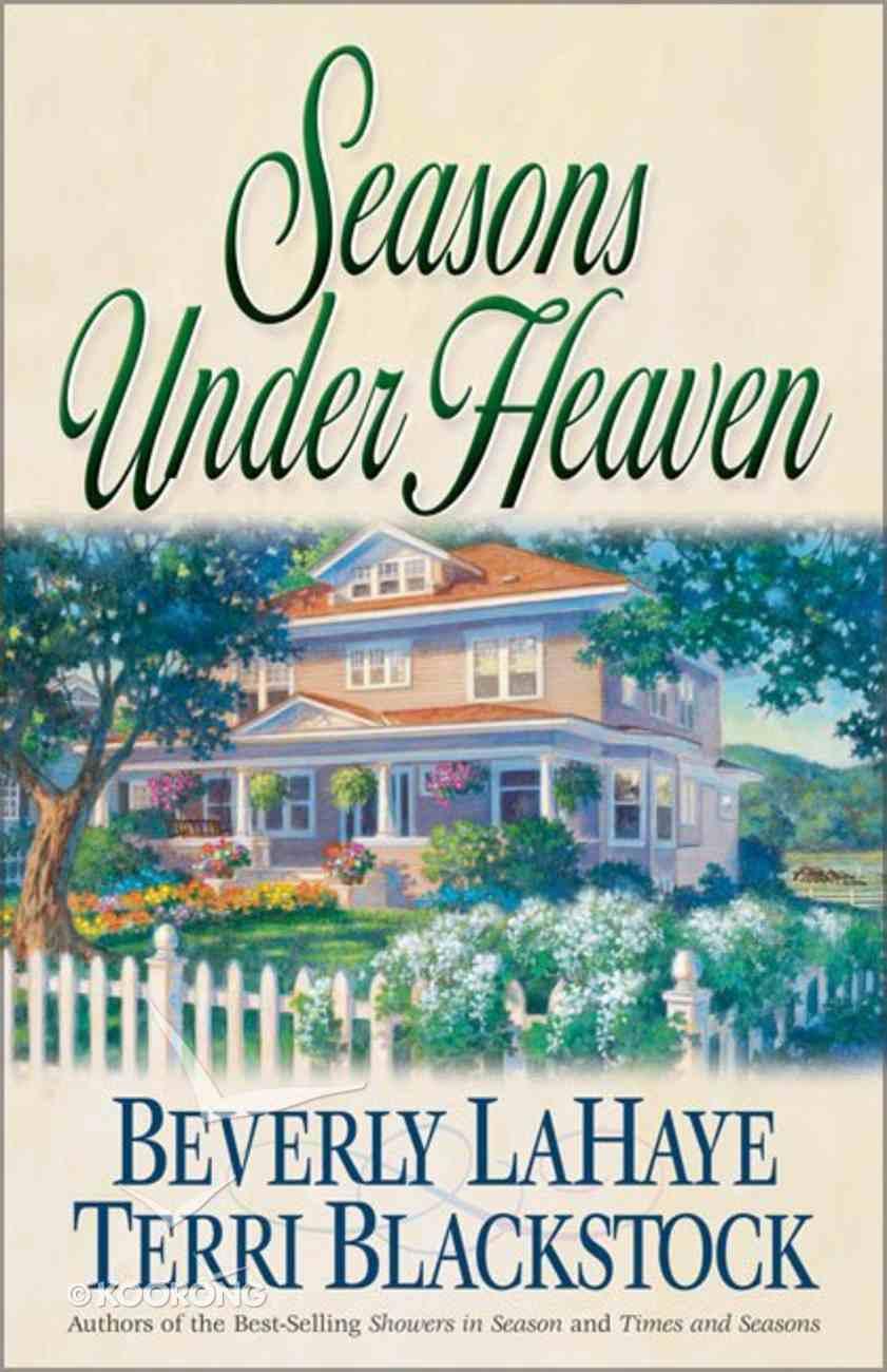 Seasons Under Heaven (#01 in Cedar Circle Seasons Series) Paperback