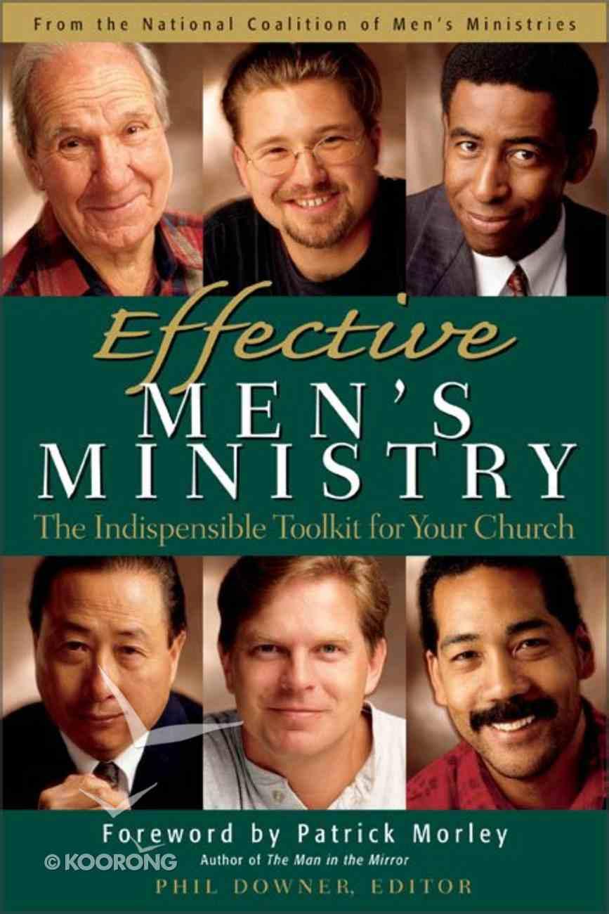 Effective Men's Ministry Paperback