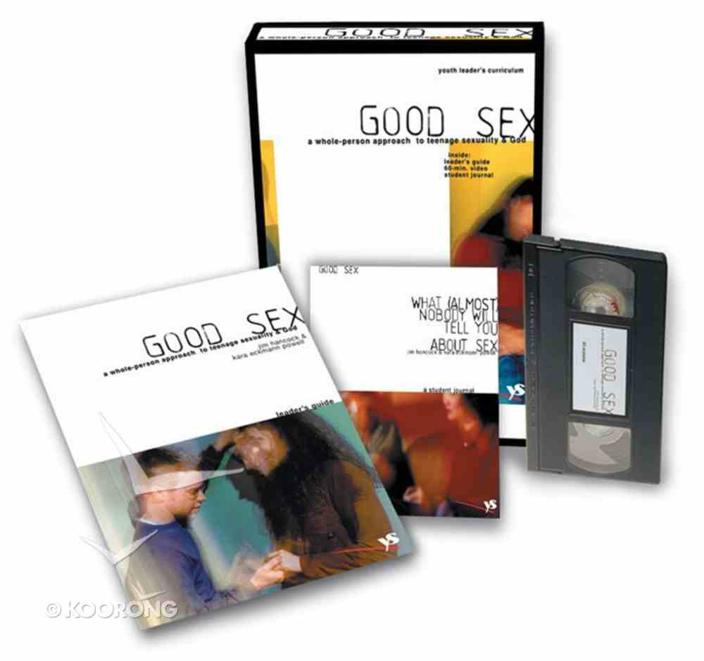 Good Sex (Youth Leader's Curriculum Kit) Pack