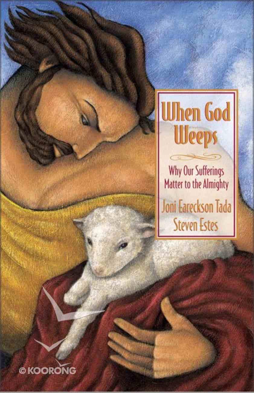 When God Weeps Paperback