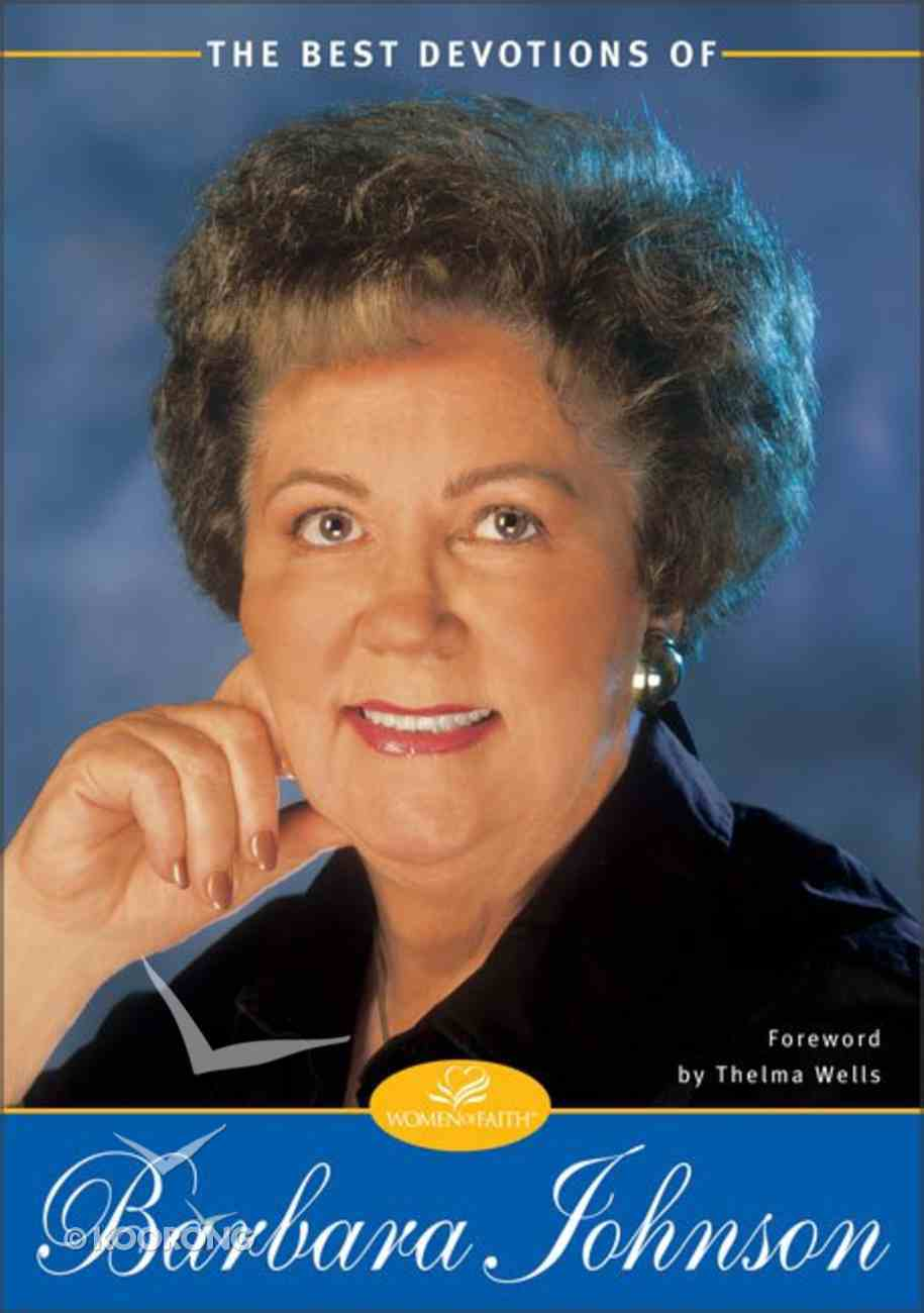 The Best Devotions of Barbara Johnson Paperback