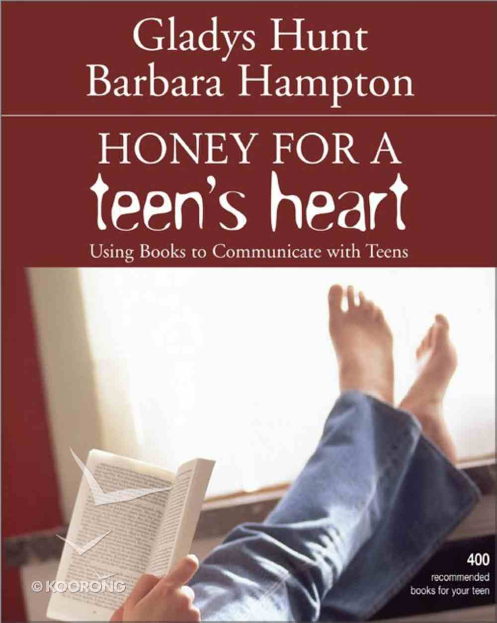 Honey For a Teen's Heart Paperback