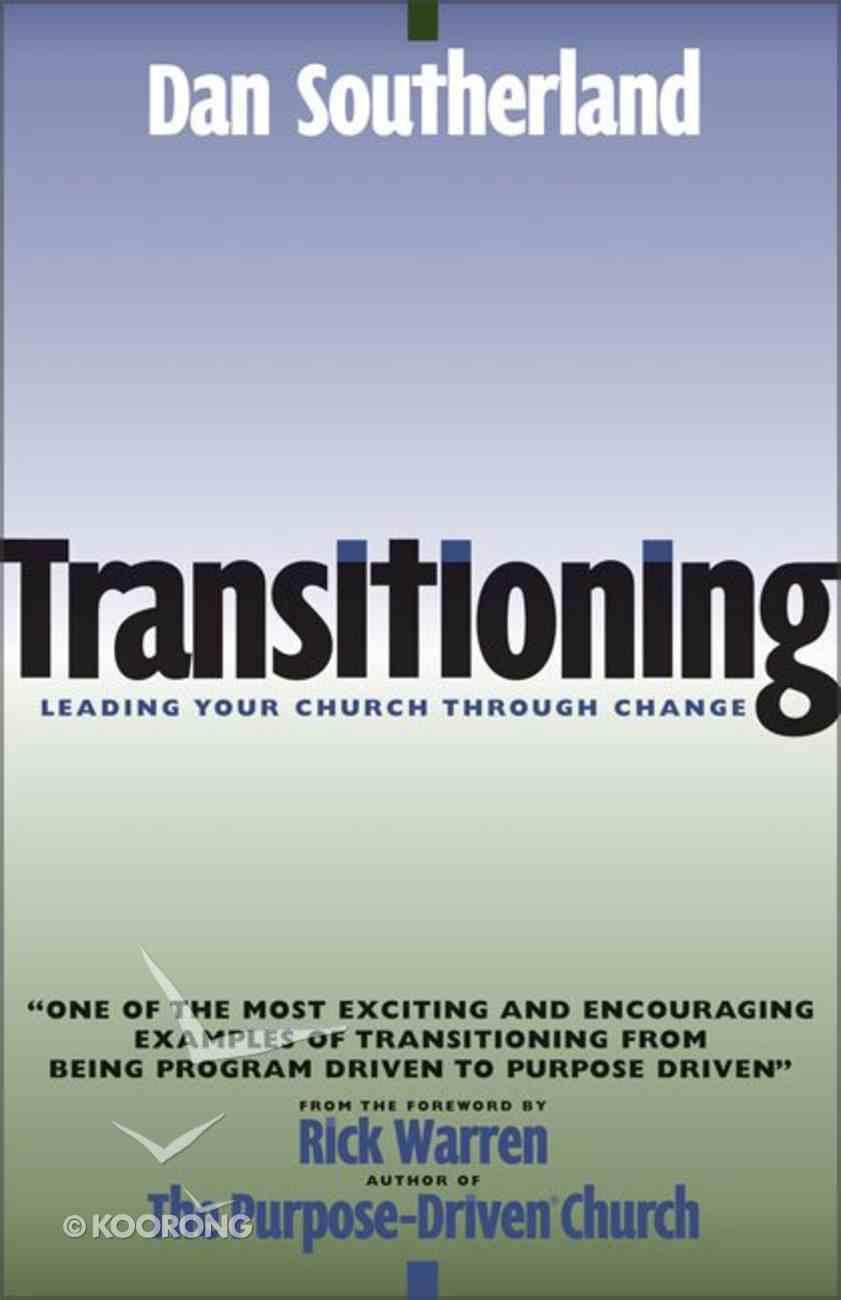 Transitioning Paperback