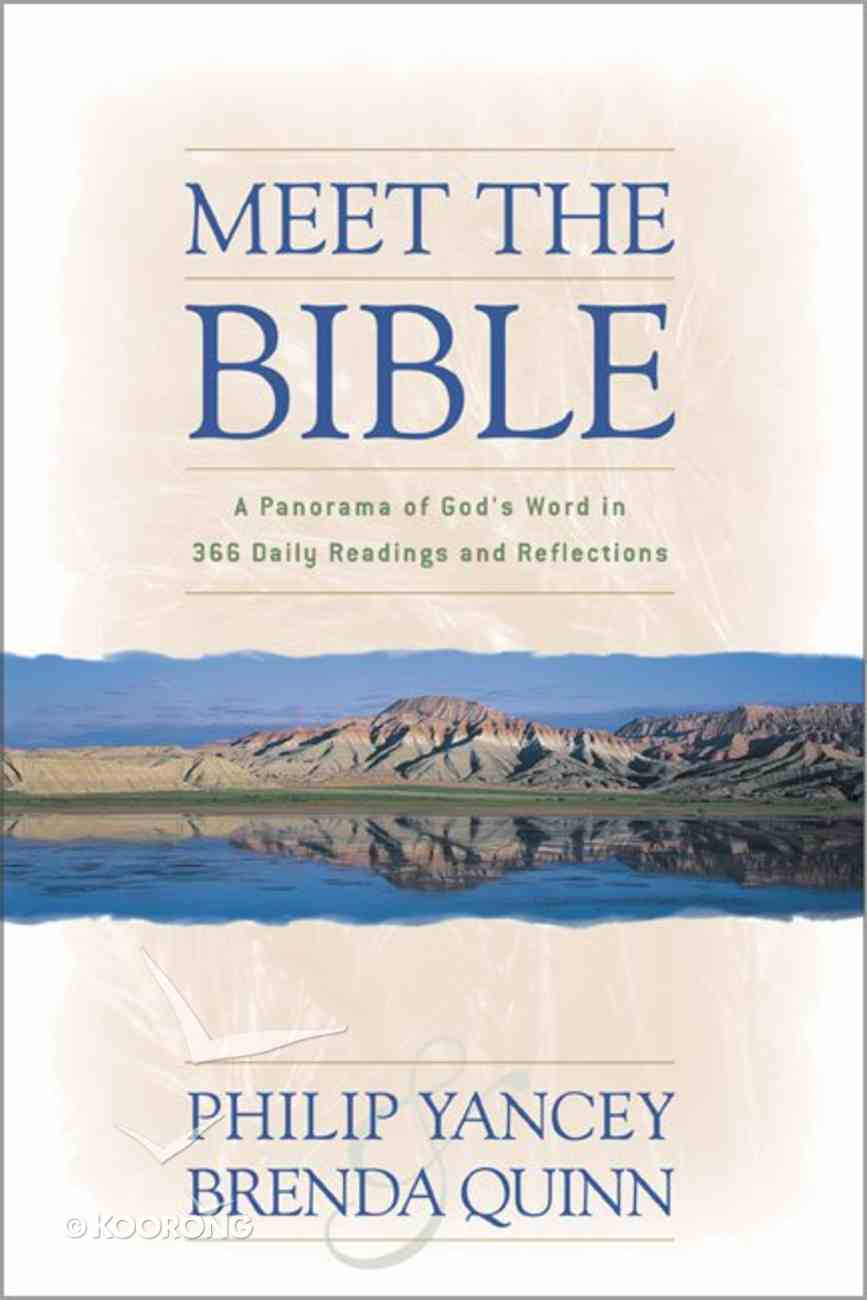 Meet the Bible Paperback