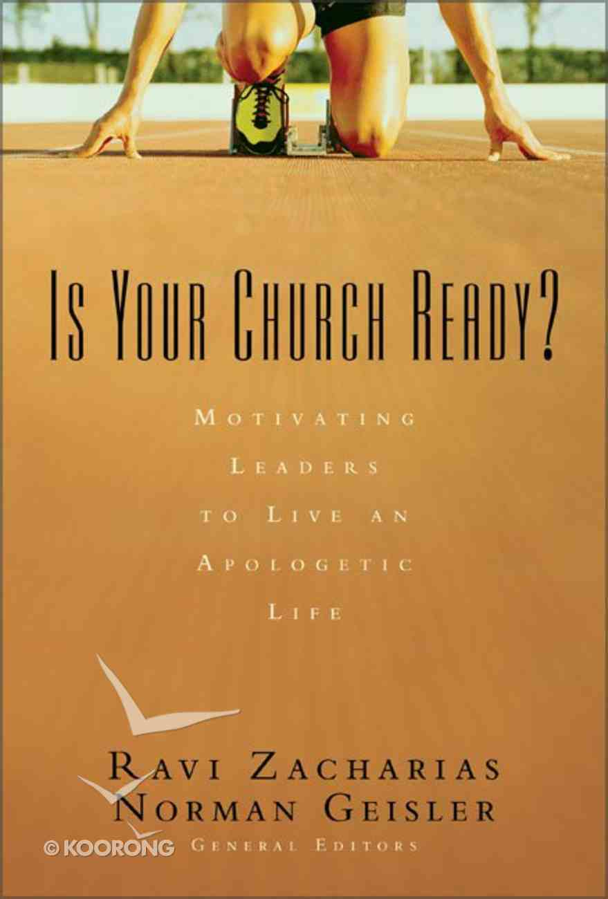 Is Your Church Ready? Paperback