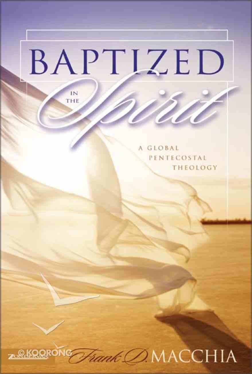 Baptized in the Spirit Paperback