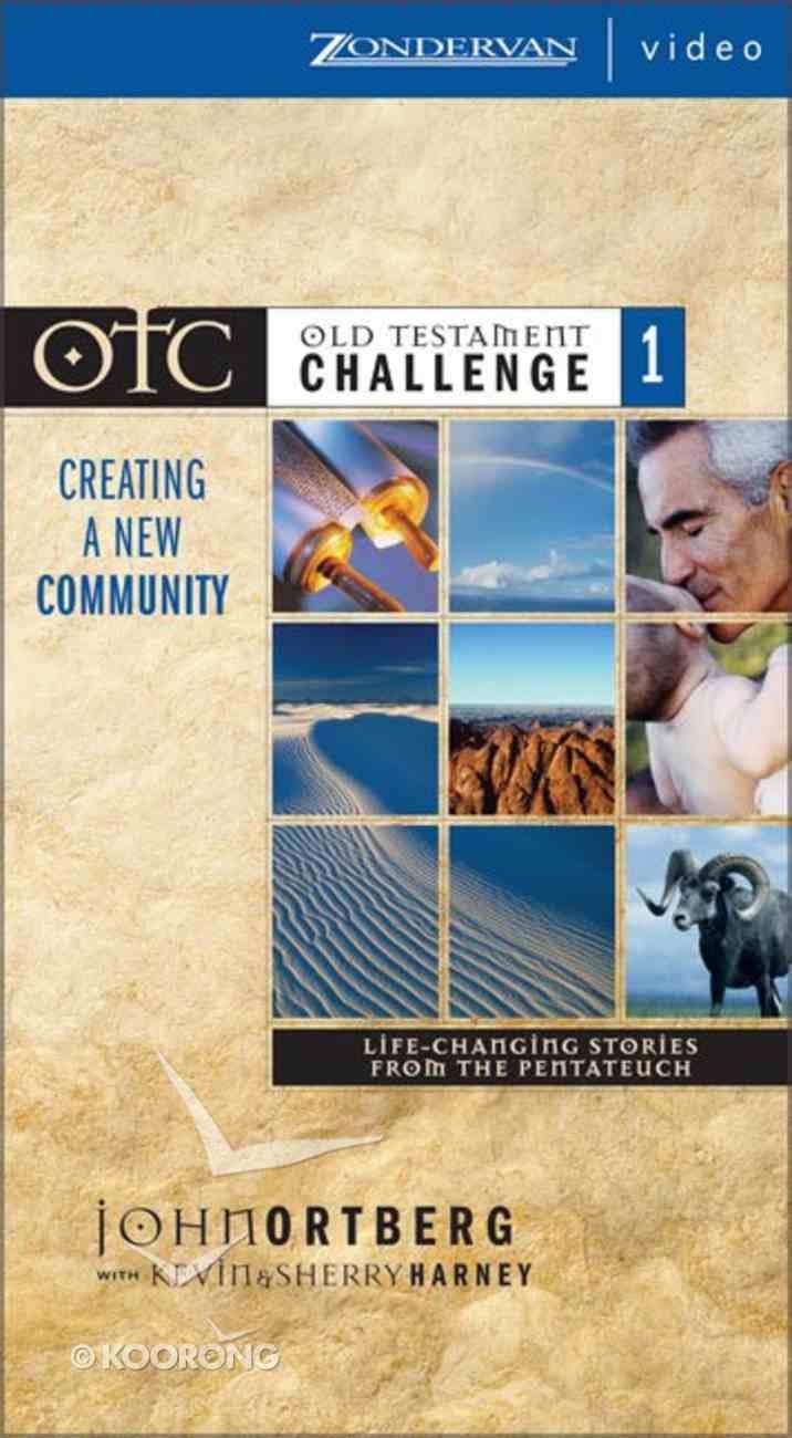 Video Otc #01: Creating a New Community (Ntsc; Old Testament Challenge) Video