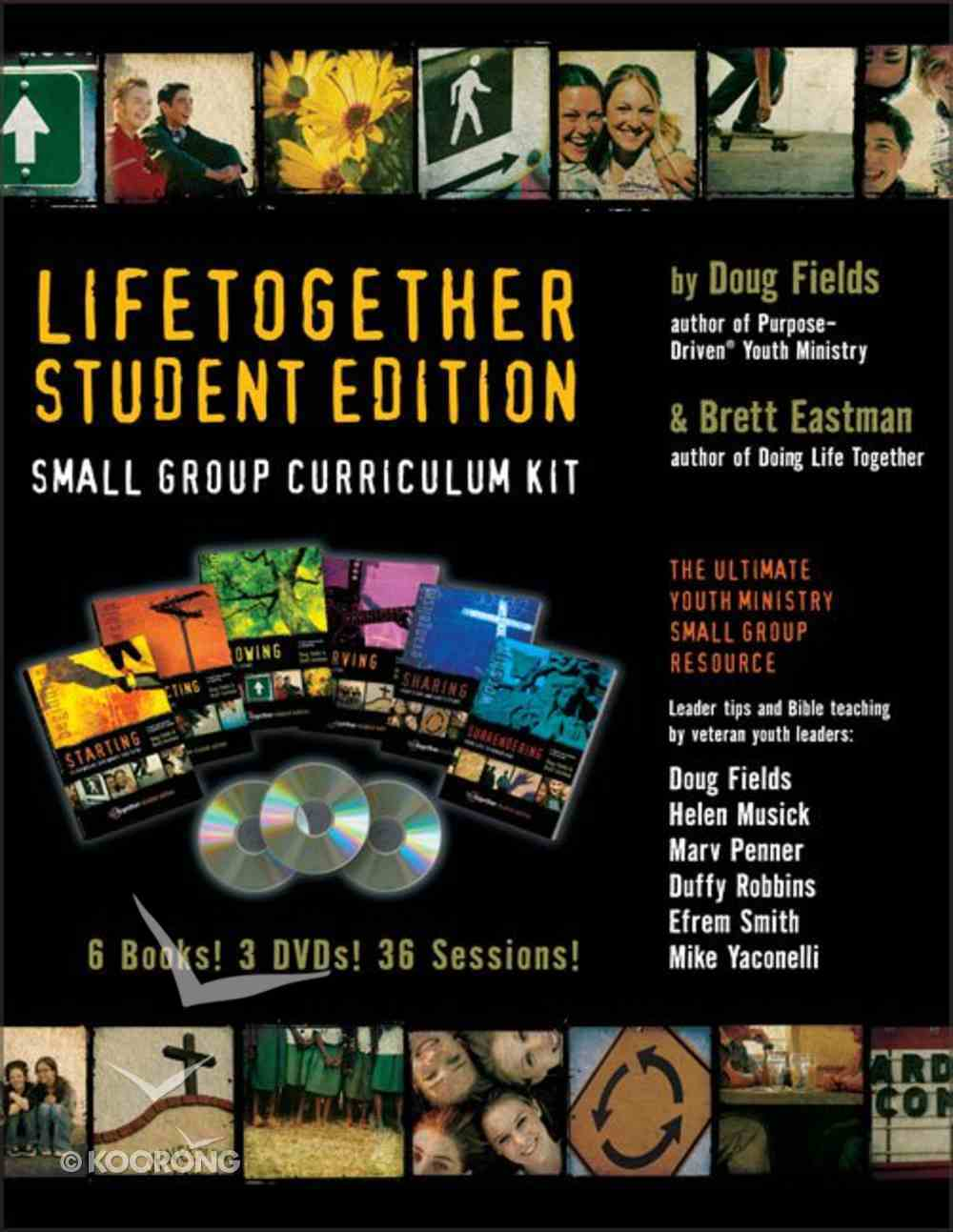 Doing Life Together (Life Together Student Series) Pack