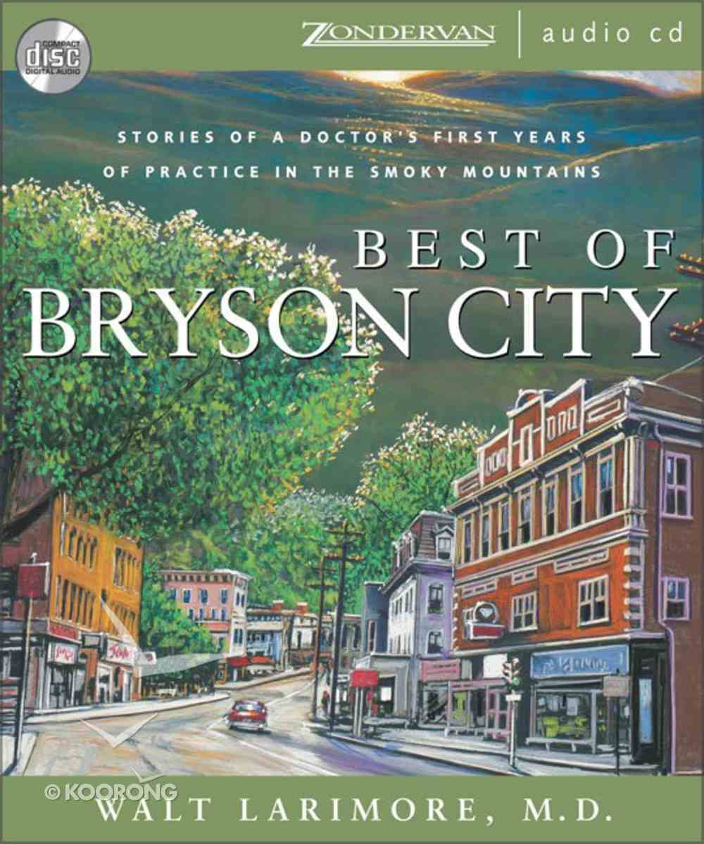 Best of Bryson City (Bryson City Series) CD