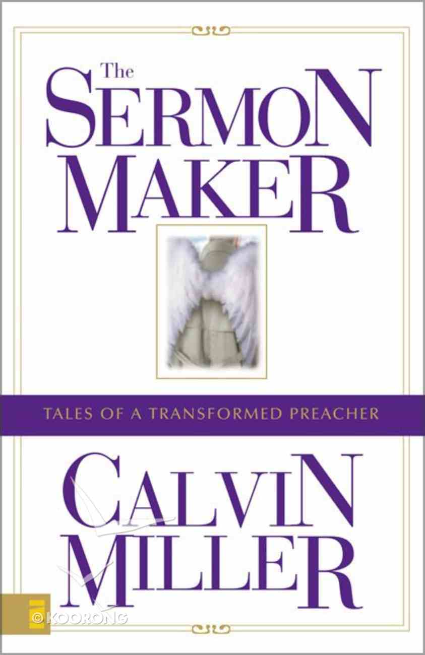 The Sermon Maker Paperback