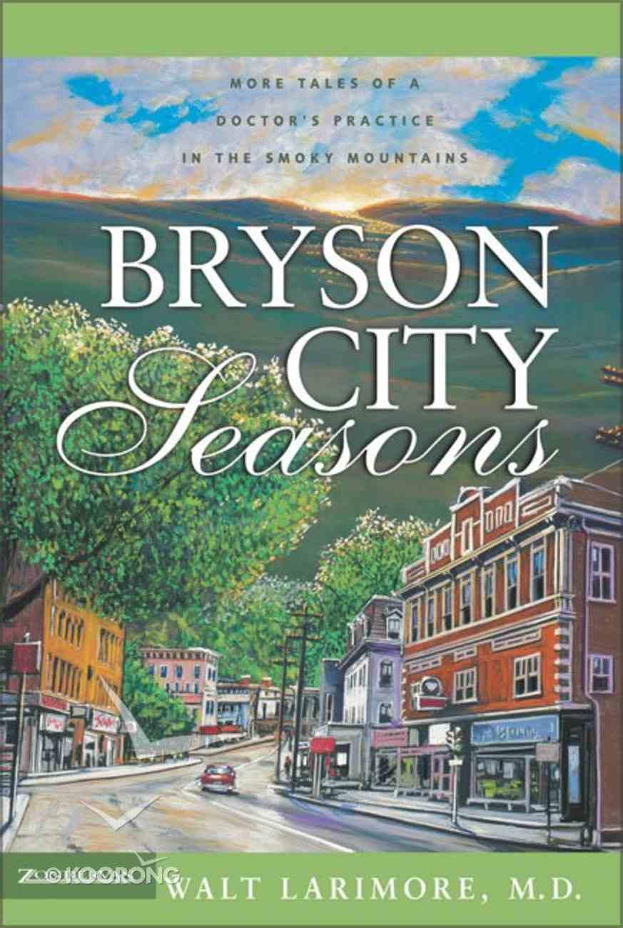 Seasons (#02 in Bryson City Series) Paperback