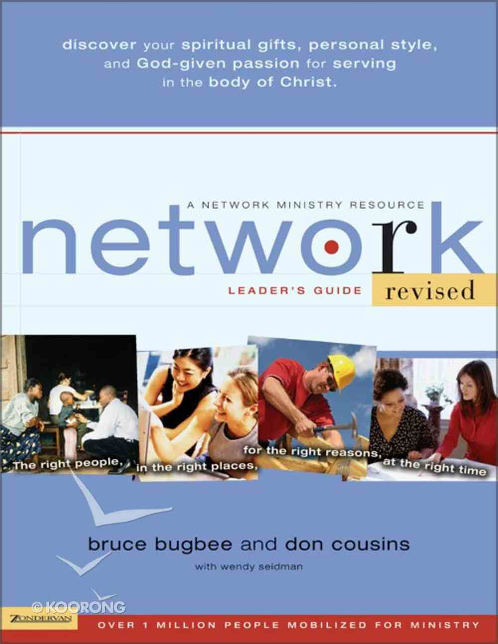 Network Leader's Guide (Network Ministry Resources Series) Paperback