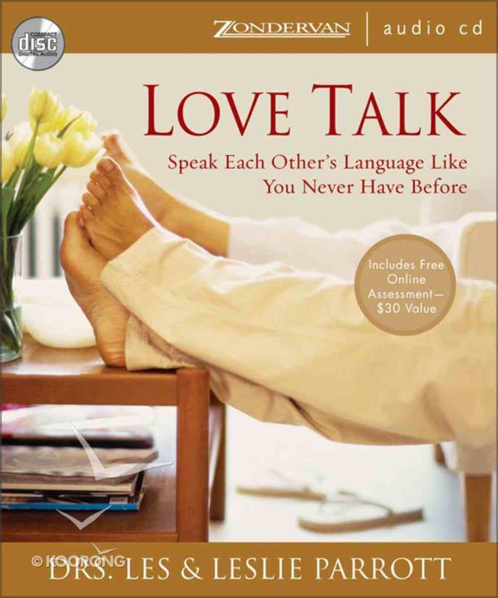 Love Talk CD