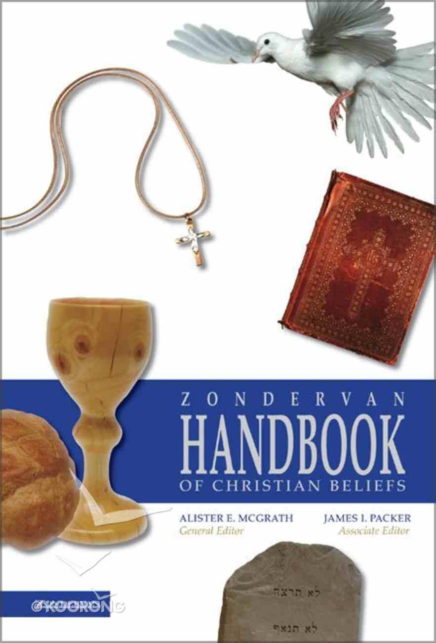 Zondervan Handbook of Christian Beliefs Paperback