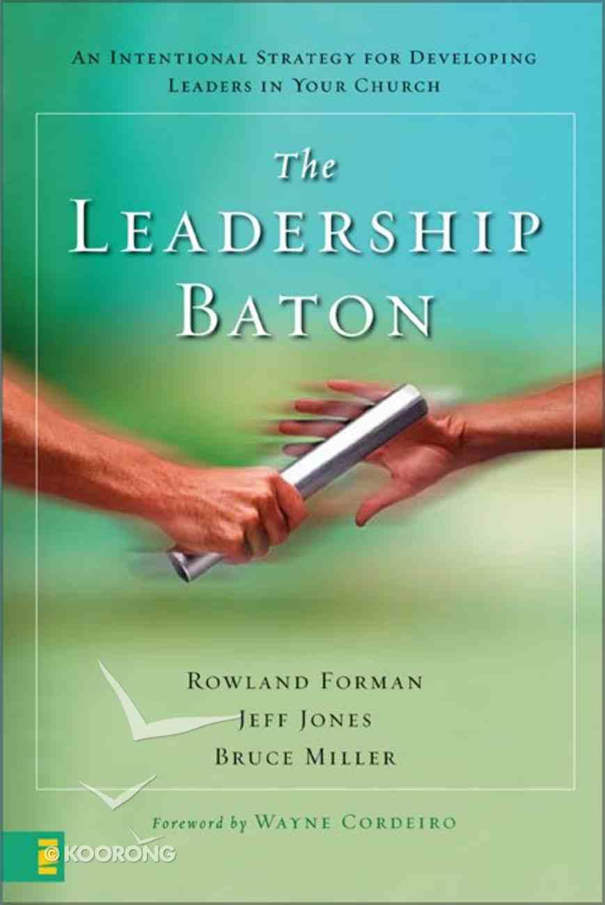 The Leadership Baton Paperback