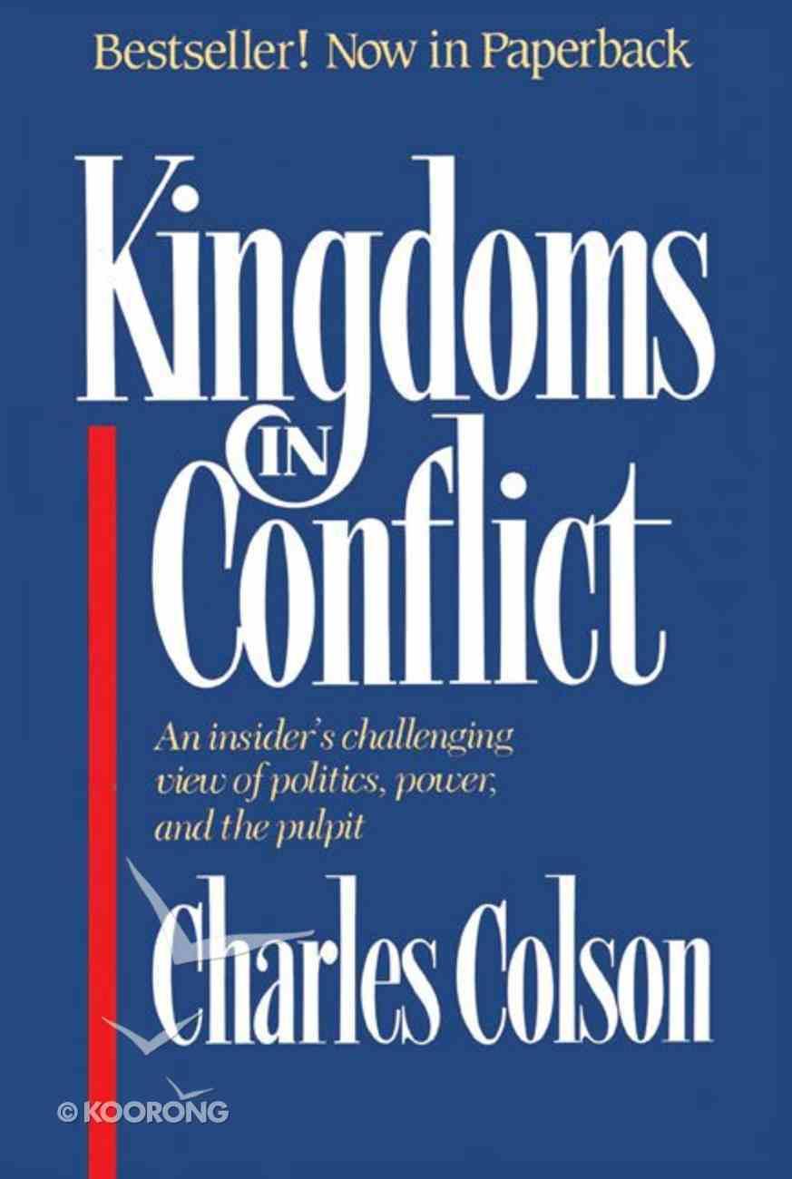 Kingdoms in Conflict Paperback