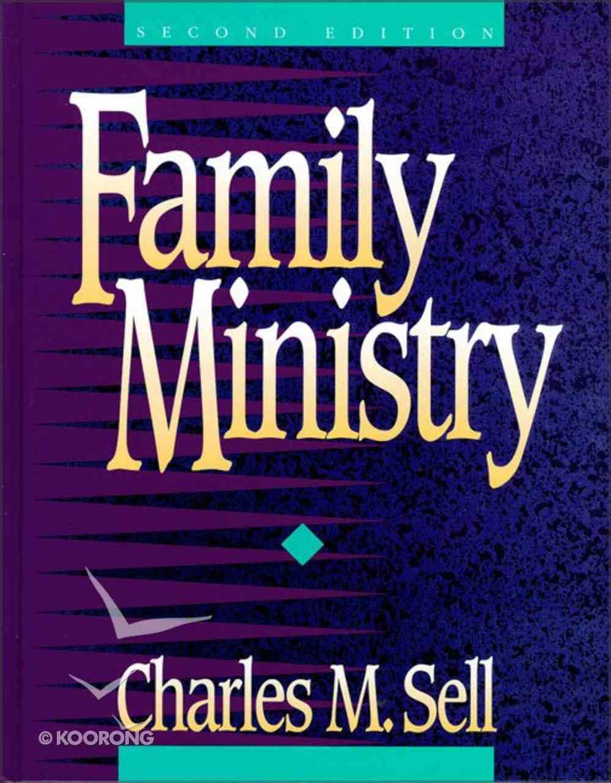 Family Ministry Hardback
