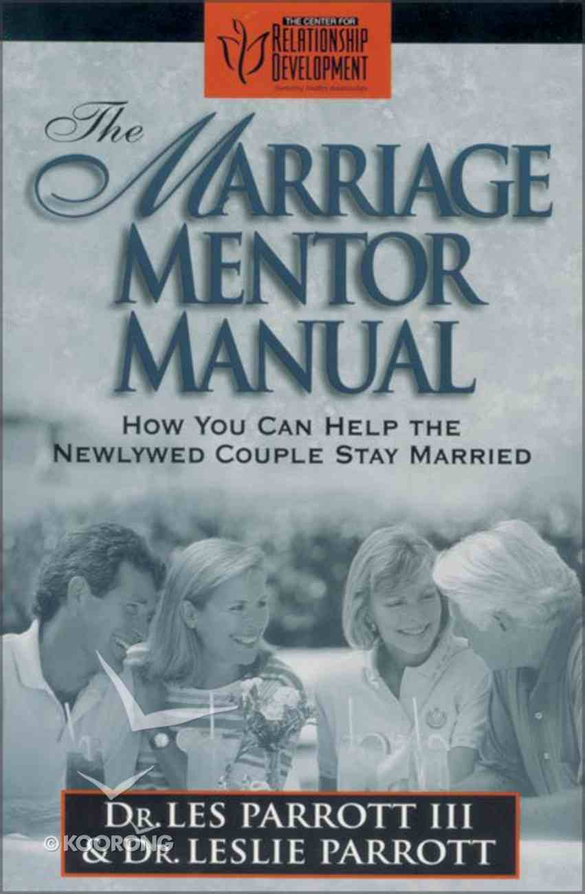 The Marriage Mentor Manual Paperback