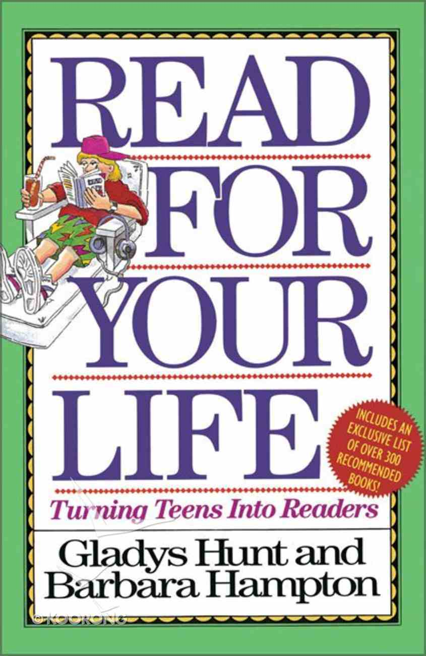 Read For Your Life Paperback