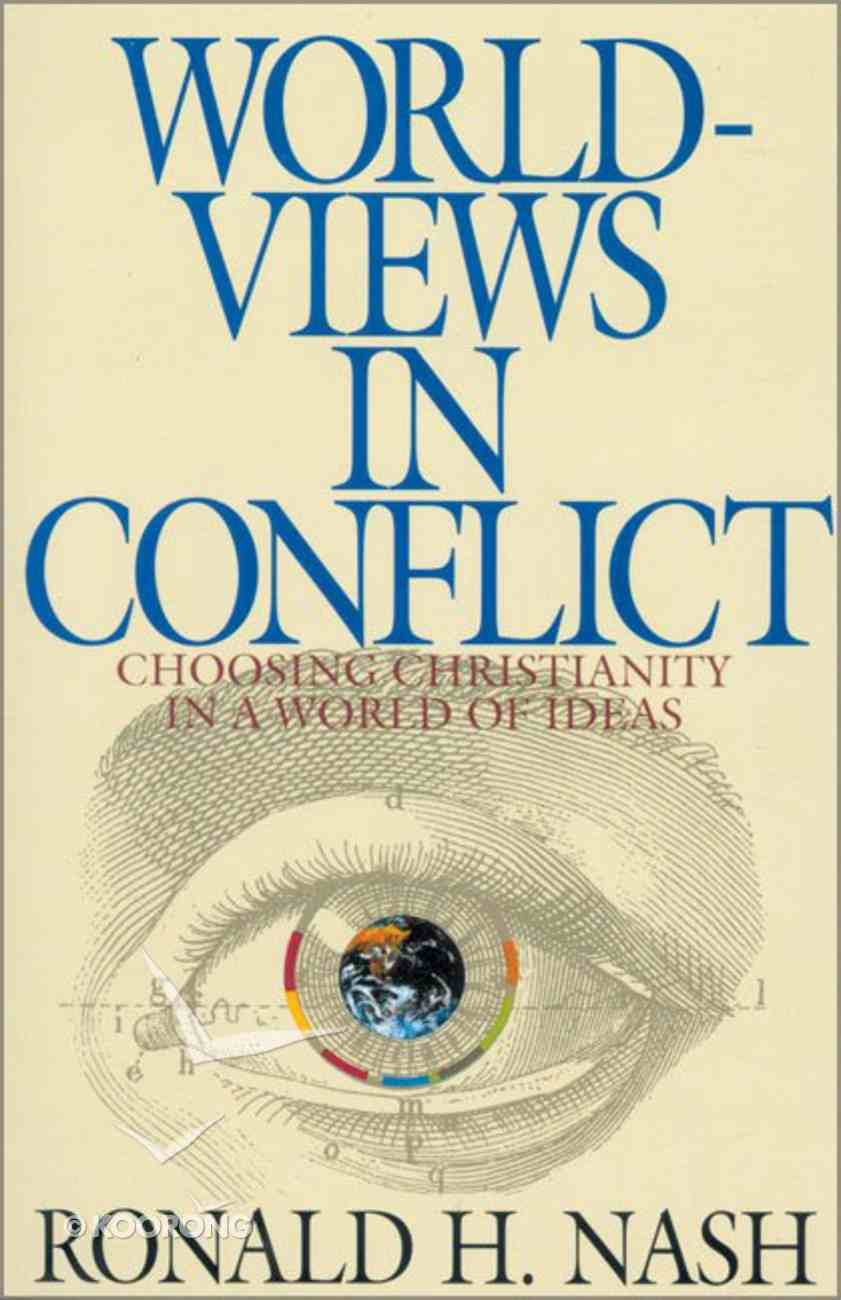 Worldviews in Conflict Paperback