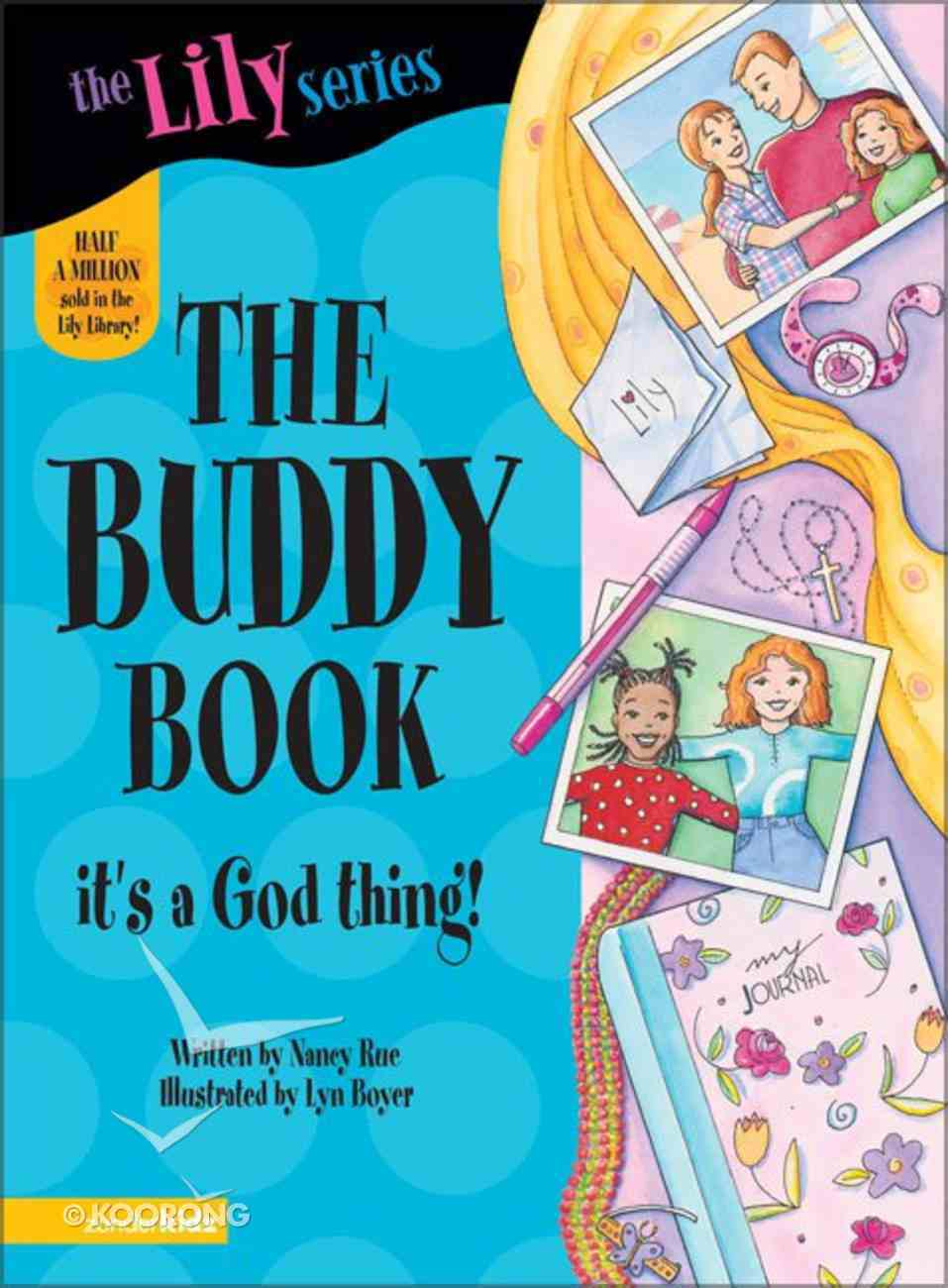 The Buddy Book (Young Women of Faith) (#03C in Young Women Of Faith Series) Paperback
