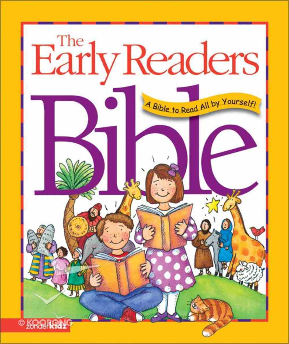 Early Reader's Bible (2001) Hardback
