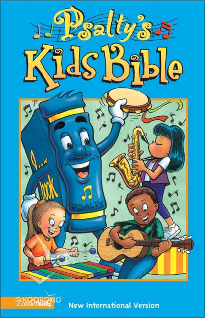 NIV Psalty's Kids Hardback