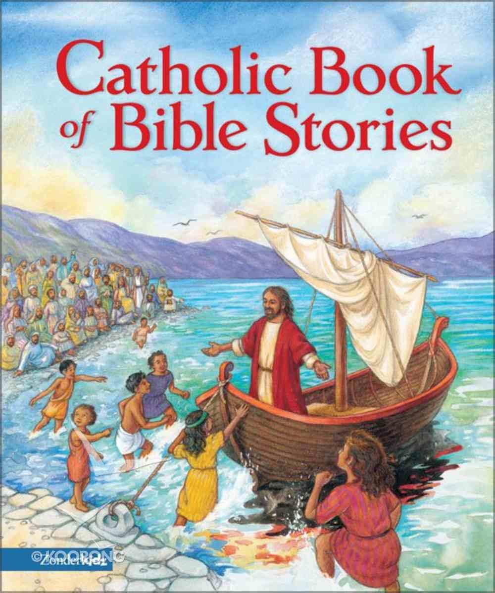 Catholic Book of Bible Stories Hardback