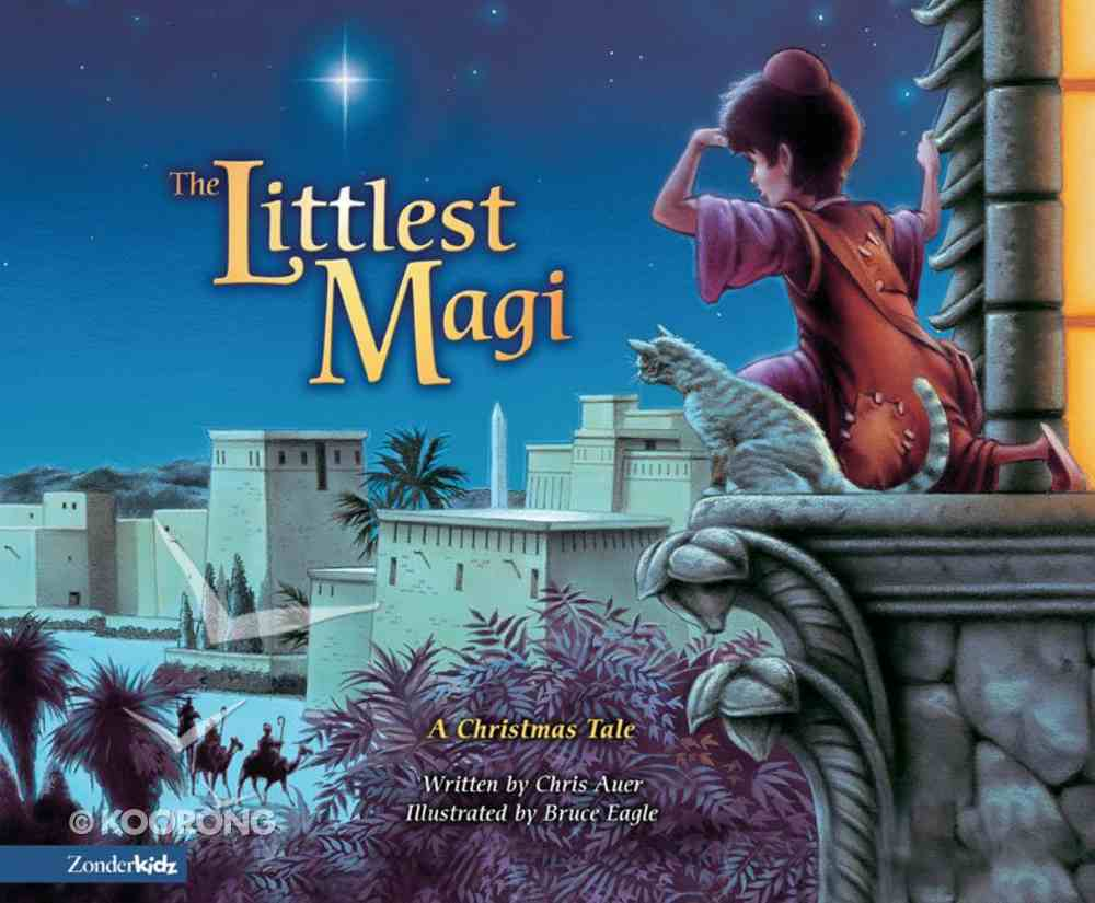 The Littlest Magi Hardback