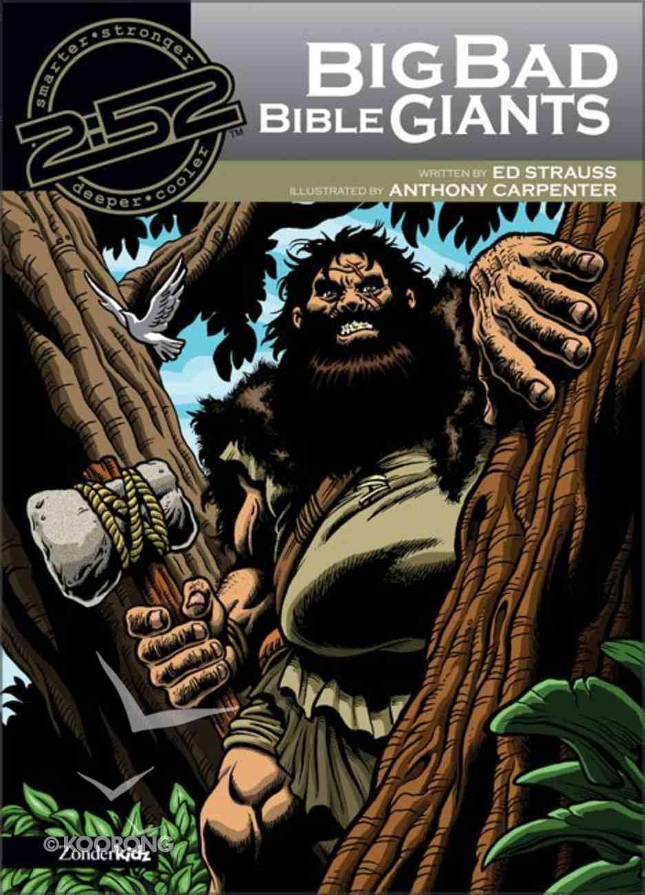 2: 52  Big Bad Bible Giants (2 52 Bible Series) Paperback