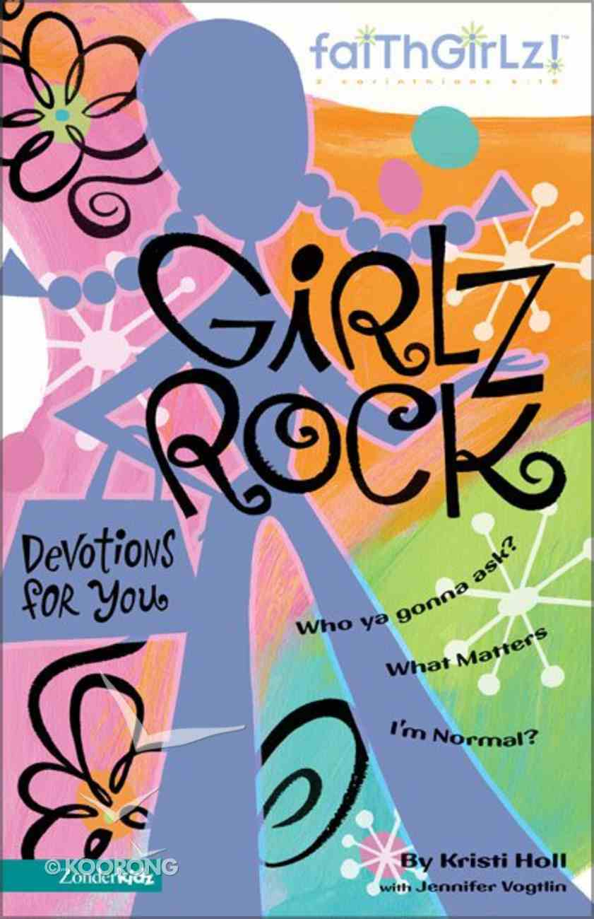 Girlz Rock (Faithgirlz! Series) Paperback