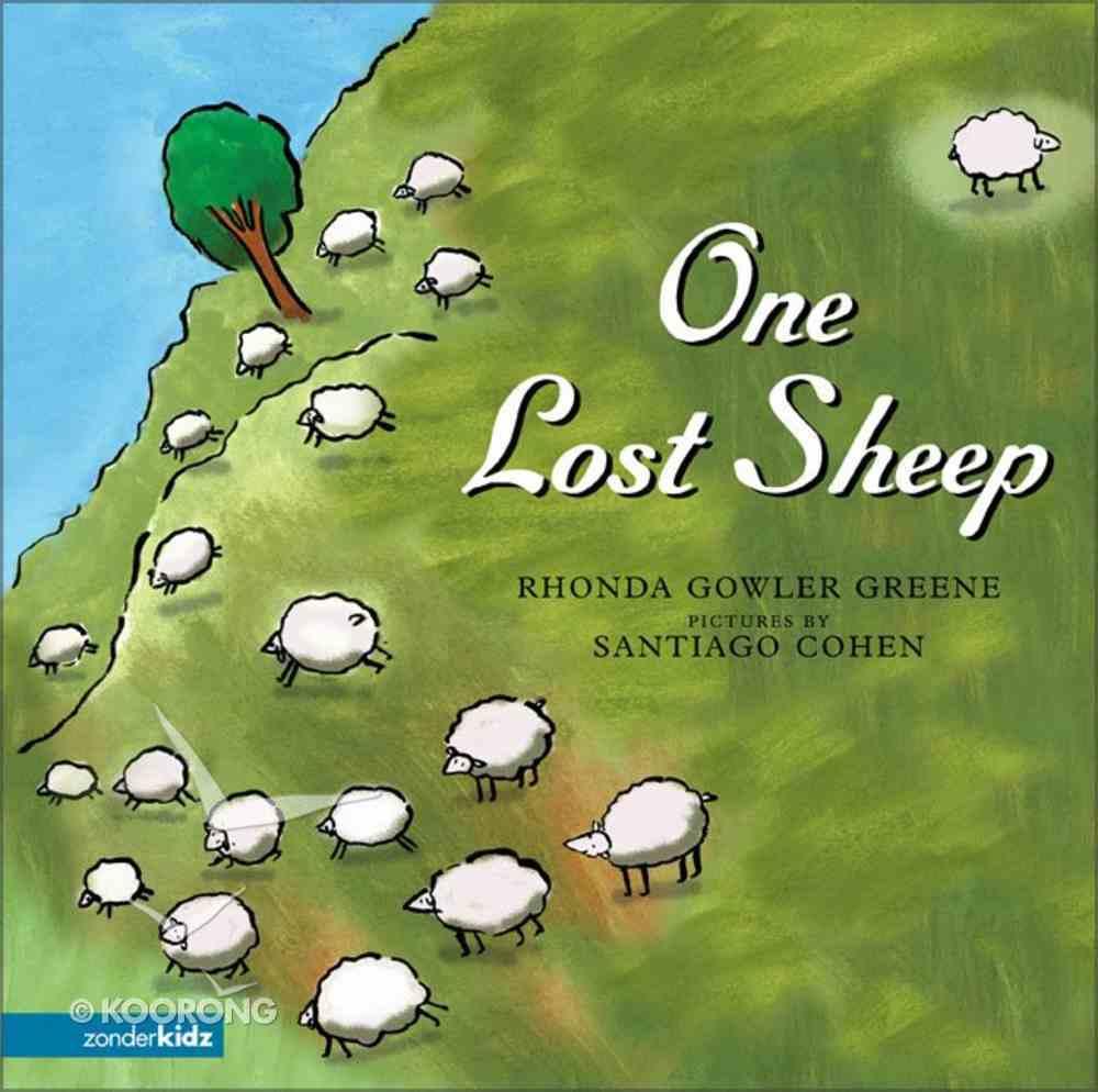 One Lost Sheep Hardback
