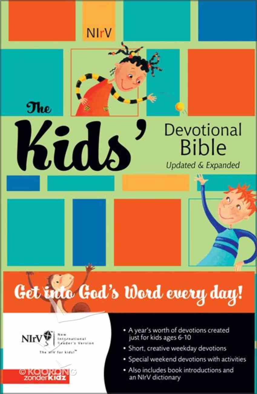 NIRV Kids' Devotional Bible (& Expanded) Paperback