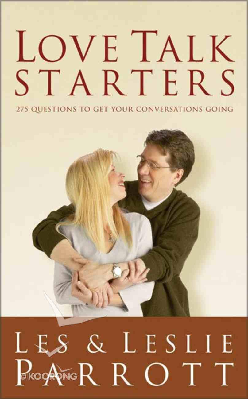 Love Talk Starters Mass Market