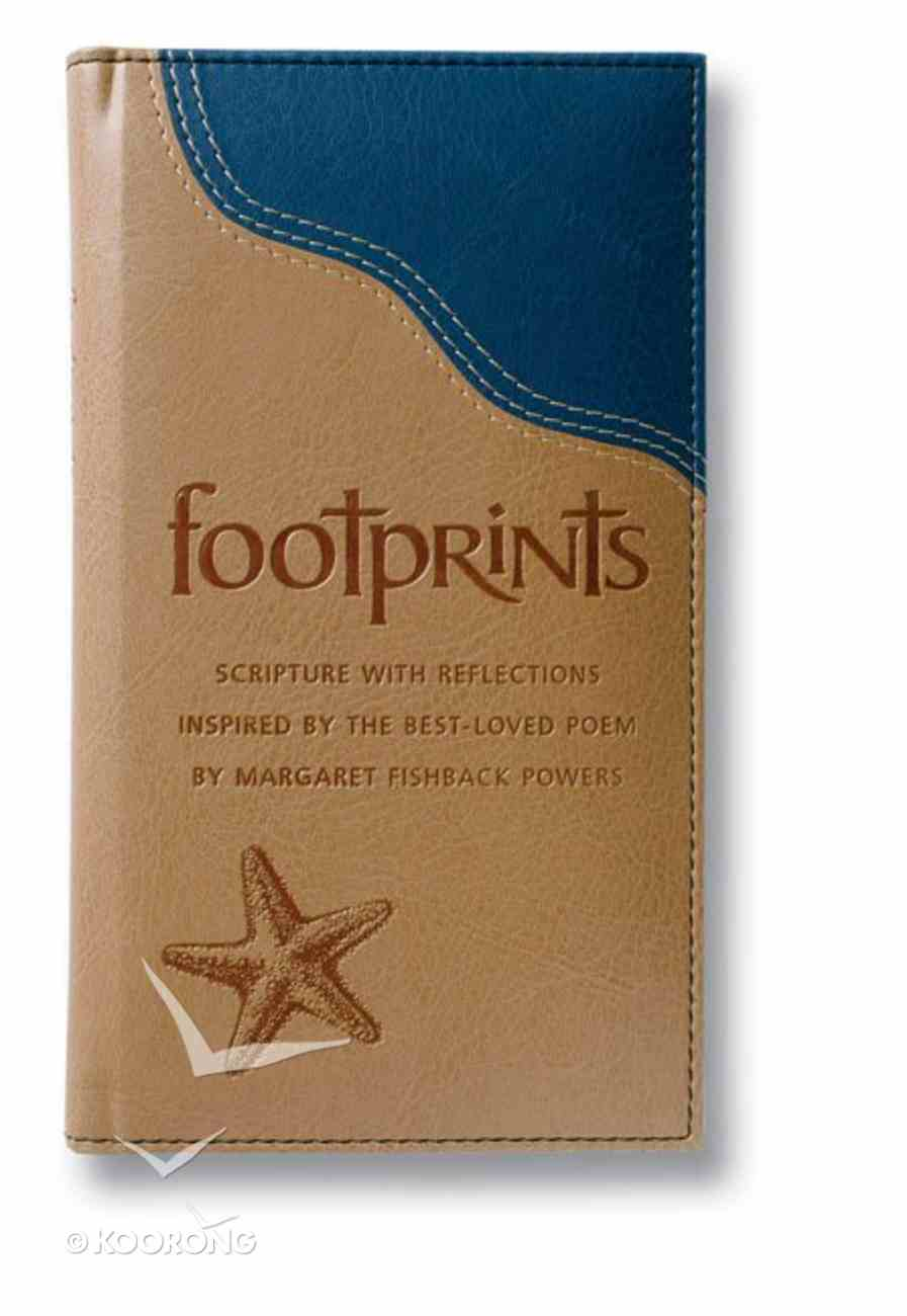 Footprints Deluxe Imitation Leather