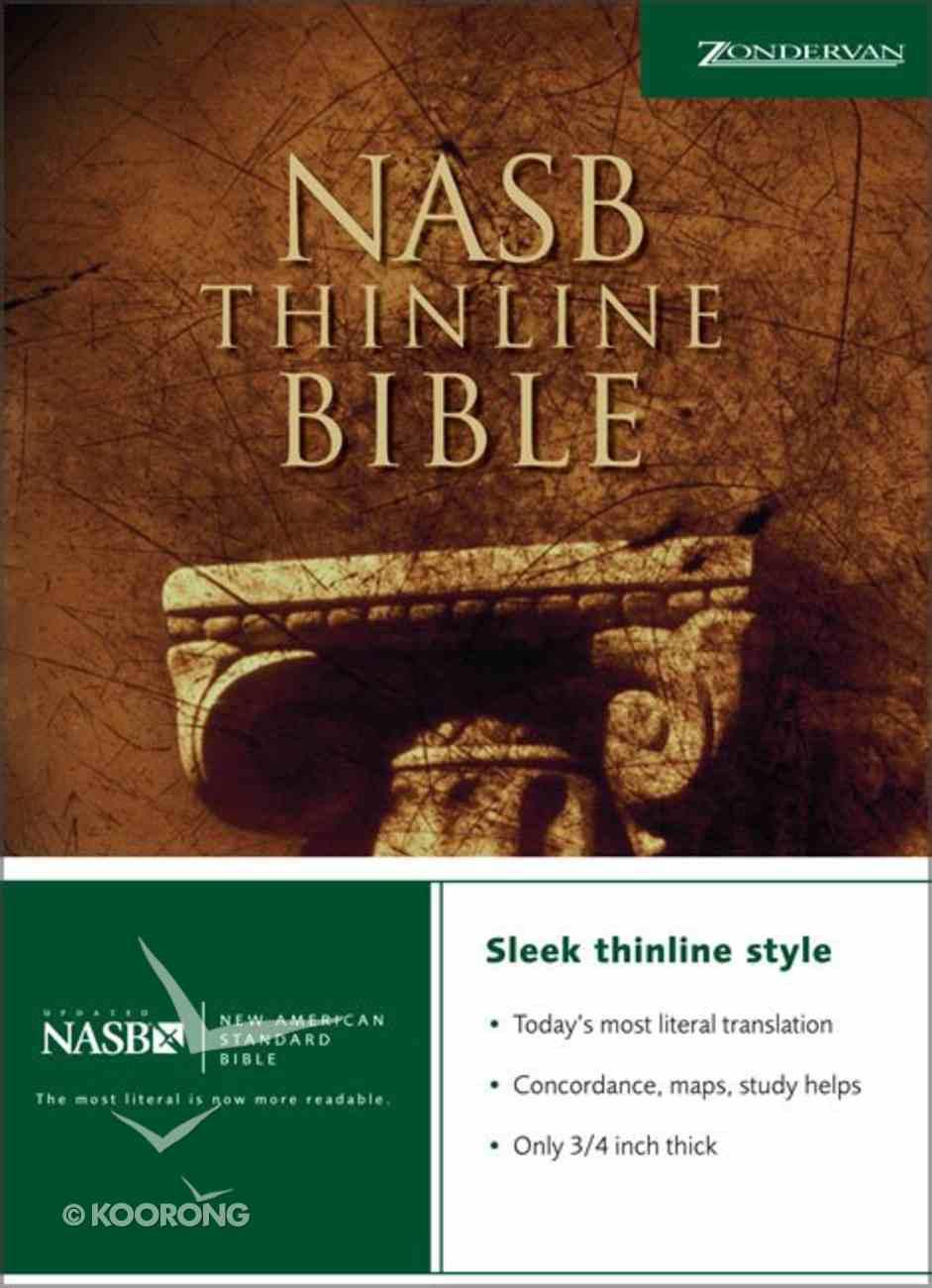 NASB Thinline Text Edition Hardback
