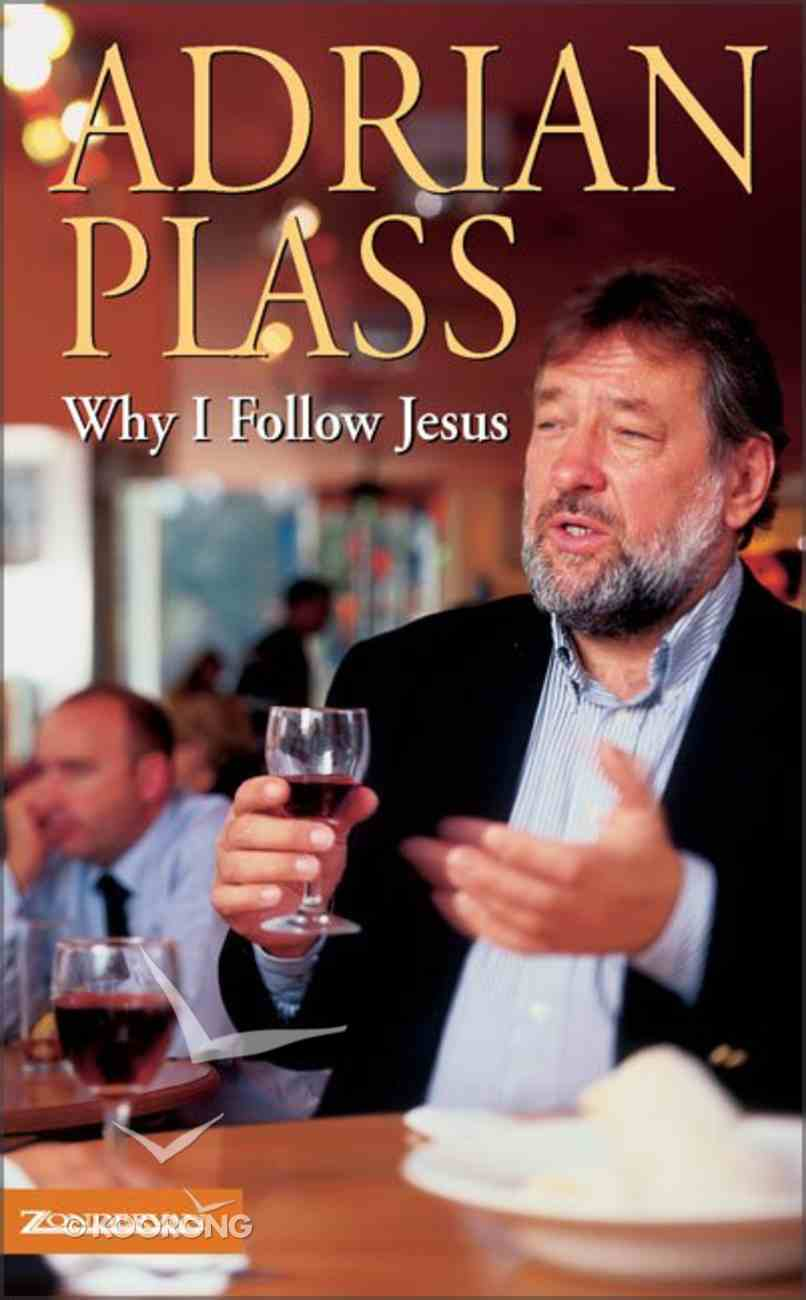 Why I Follow Jesus Paperback