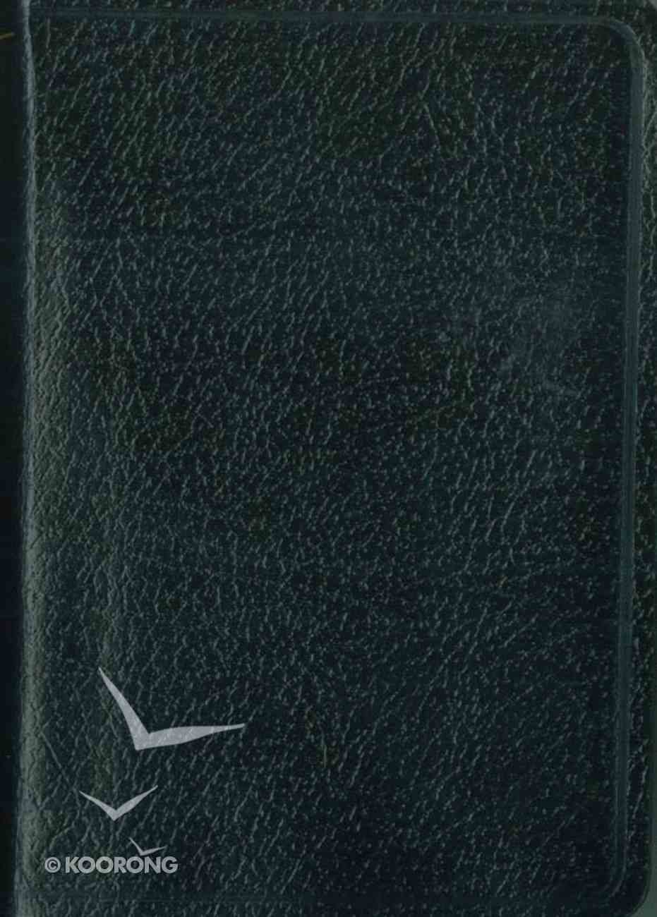 Nvi Biblia Bolsillo Spanish Nvi Compact Bible Black (Red Letter Edition) Imitation Leather