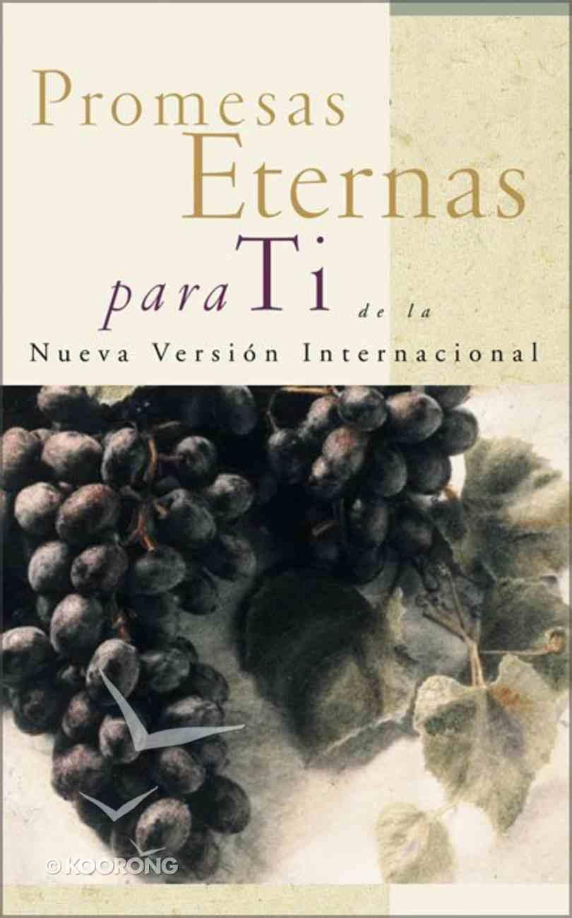 Promesas Eternas Para Ti De La NIV (Bible Promises For You) Paperback