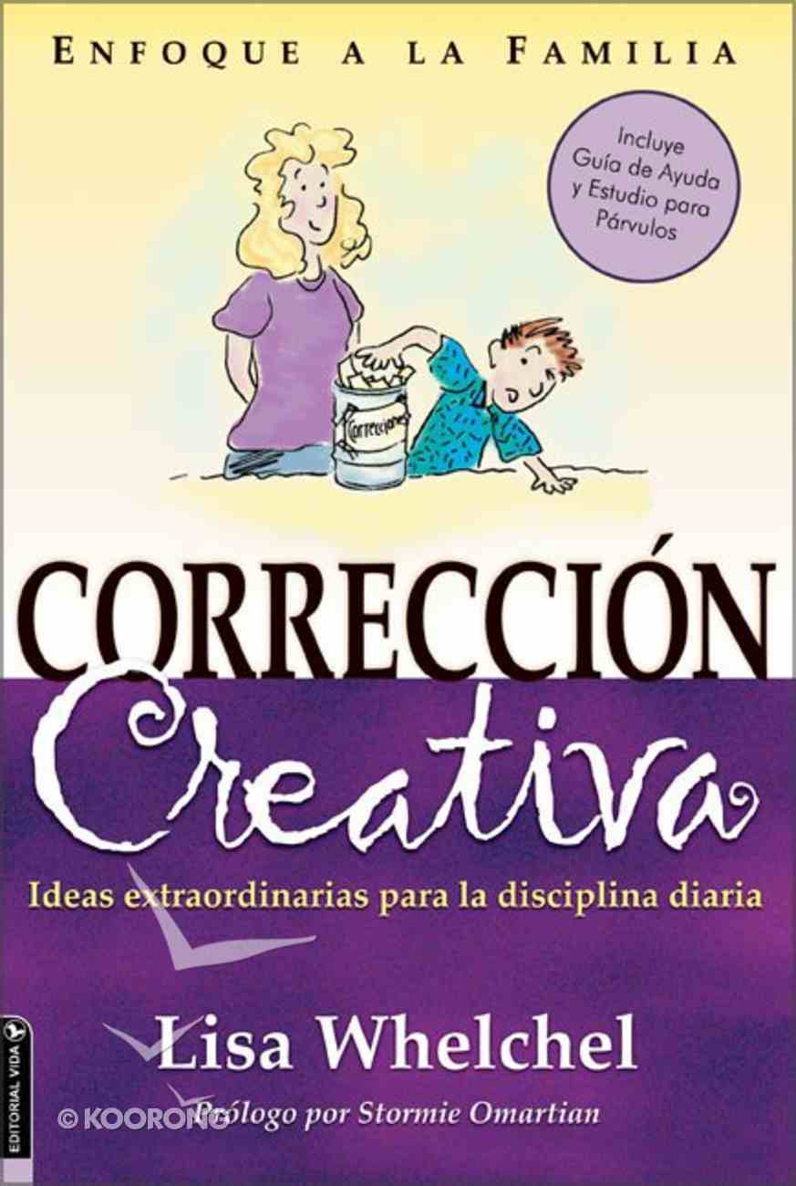 Correccion Creativa (Creative Correction) Paperback