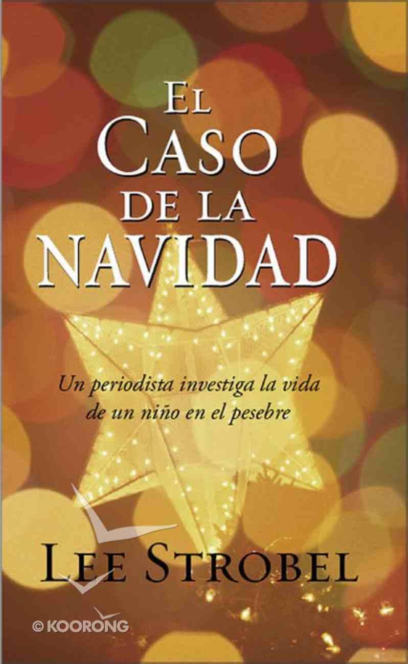 El Caso De La Navidad (Case For Christmas, The) Paperback