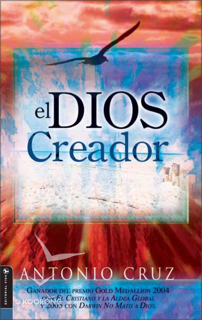 El Dios Creador (God Creator) Paperback