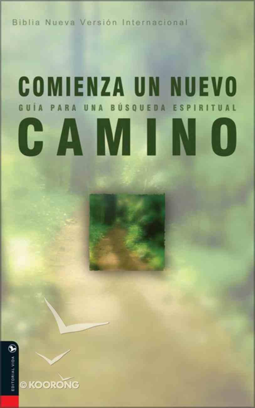 Santa Biblia Nvi Comienza Un Nuevo Camino (Beginning The Journey) Paperback