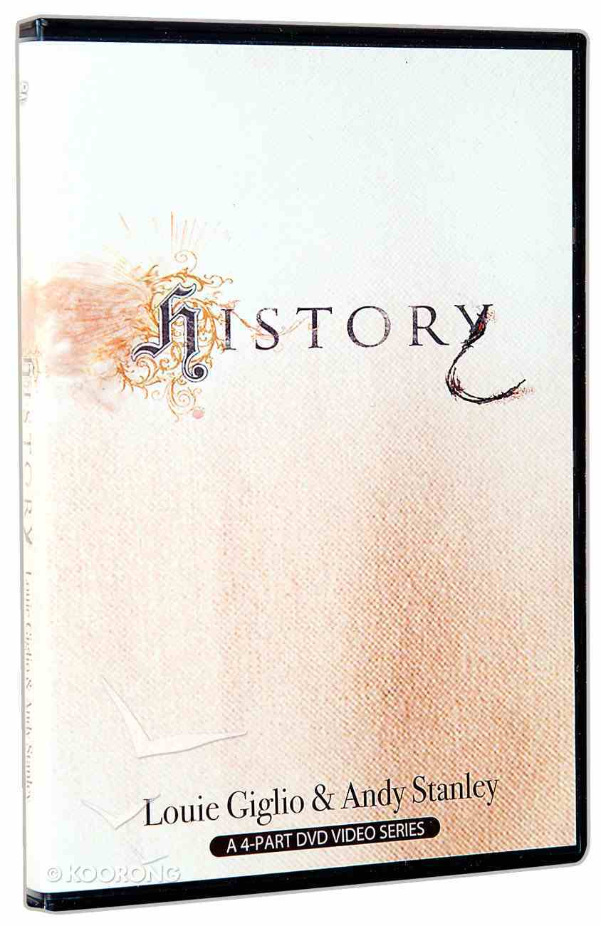 History (4 Part Dvd) DVD