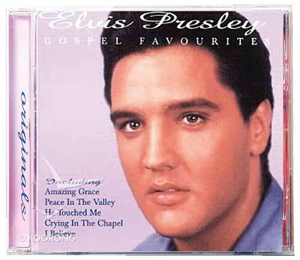 Elvis Presley: Gospel Favourites CD