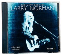 Album Image for The Very Best of Larry Norman (Vol 1) - DISC 1
