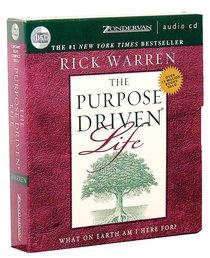 Album Image for The Purpose Driven Life (Unabridged, 7 CDS) (The Purpose Driven Life Series) - DISC 1