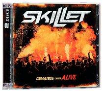 Album Image for Comatose Comes Alive CD & DVD - DISC 1